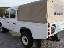 Land Rover Defender 130, záruka+doložen servis,odpočet DPH