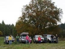 Offroad víkend pro SUV, 4×4 a rodiny se zvídavými dětmi  Termín 11.10-12.10.2014