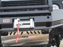 kryt podvozku Asfir