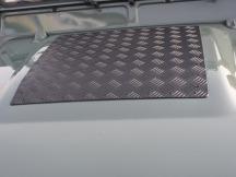 Land Rover Defender krycí plechy