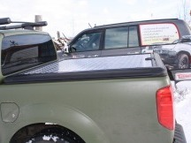 Montáž Kryt Mountain Top Tonneau Cover Nissan D40